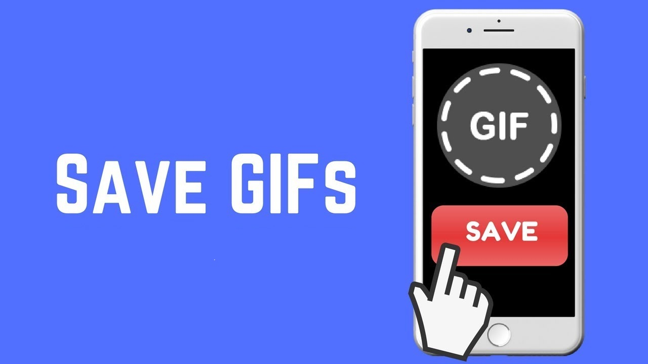 How To Save A GIF