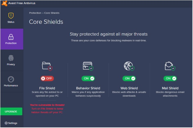 how to temporarily disable avast antivirus software