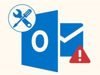 how to fix an unknown error has occurred in outlook