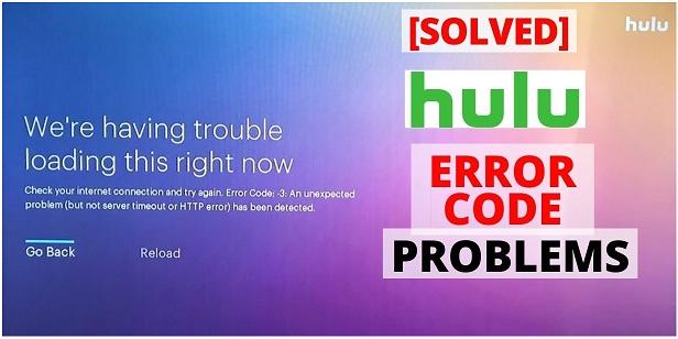 how to fix hulu error code p-dev320