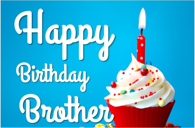 Happy Birthday Greetings To My Brother