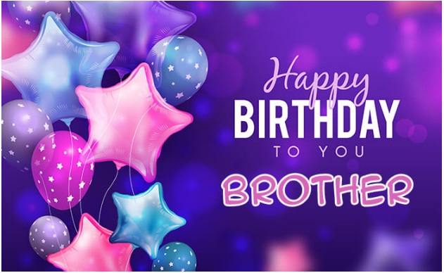 Happy Birthday Quotes For My Brother