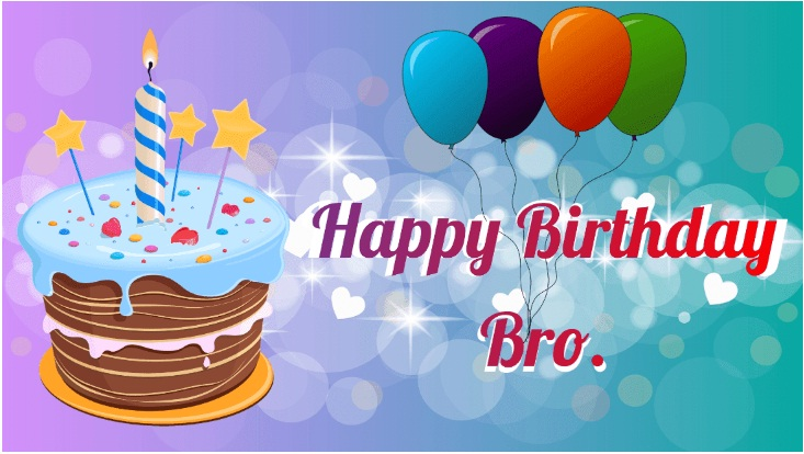 Wishing Your Brother A Happy Birthday