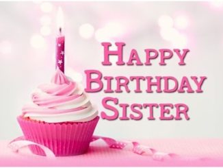 birthday quotes for a sister