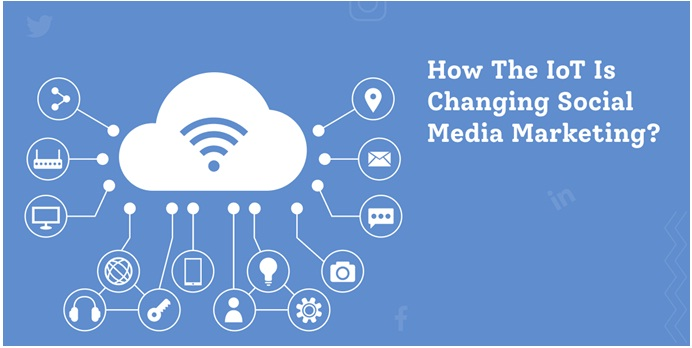 Ways Iot Is Changing Social Media Marketing