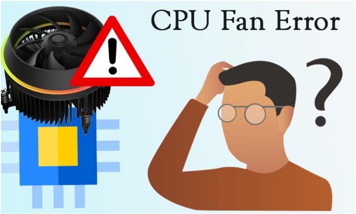 Fix CPU Fan Error