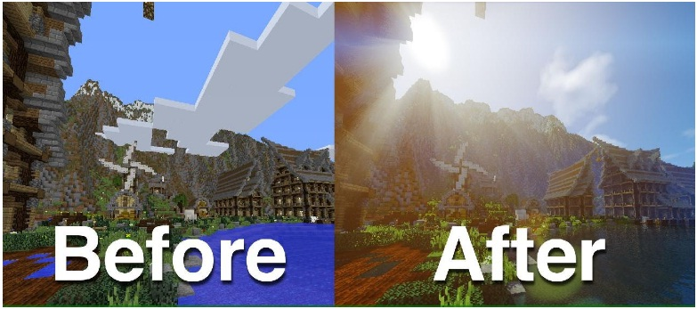 How to Install Minecraft Shaders