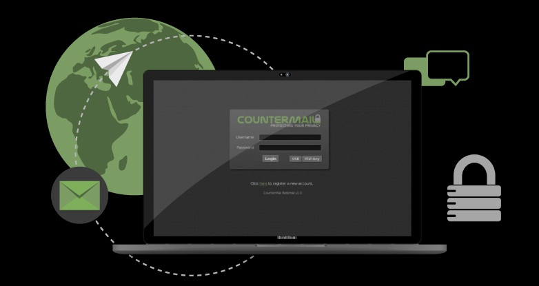 countermail secure email providers